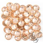 Swarovski Crystal Color Light Peach